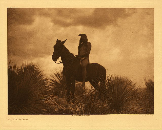 portfolio 1 plate no. 13 Scout - Apache 