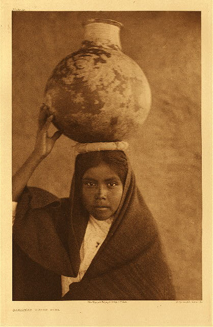 portfolio 2 plate no. 54 Qahatika water girl