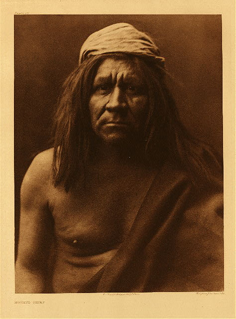 portfolio 2 plate no. 57 Mohave chief