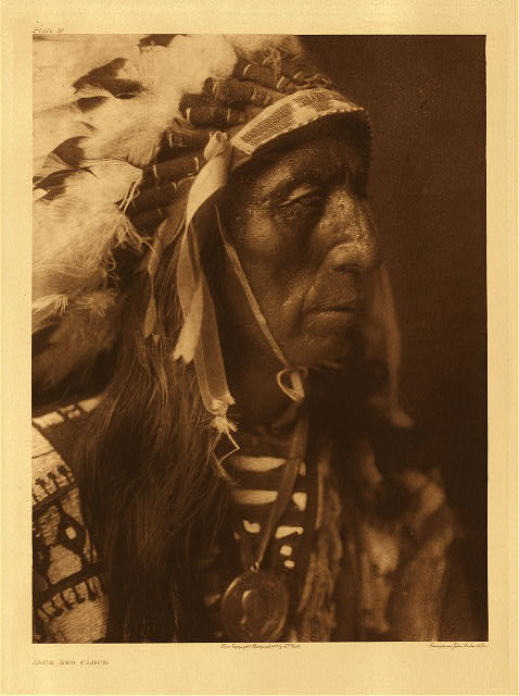 portfolio 3 plate no. 81 Jack Red Cloud