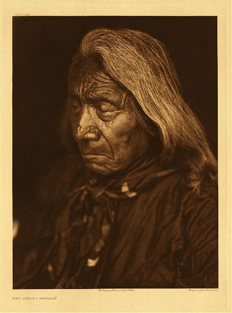 portfolio 3 plate no. 103 Red Cloud - Ogalala