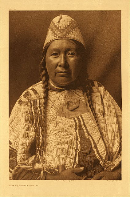 portfolio 7 plate no. 221 Wife of Mnainak &ndash; Yakima