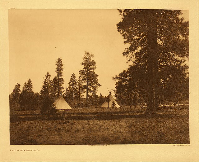 portfolio 7 plate no. 224 Mountain camp – Yakima