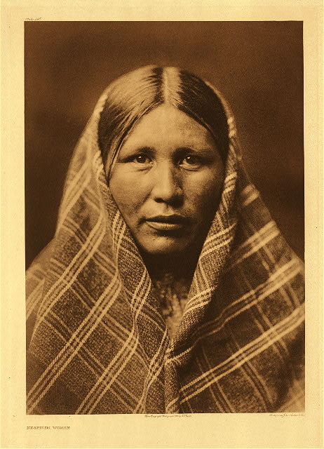 portfolio 7 plate no. 245 Nespilim woman