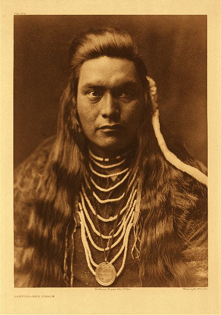portfolio 8 plate no. 264 Lawyer - Nez Perce
