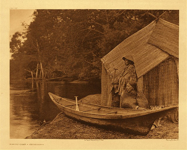 portfolio 9 plate no. 302 Fishing camp – Skokomish