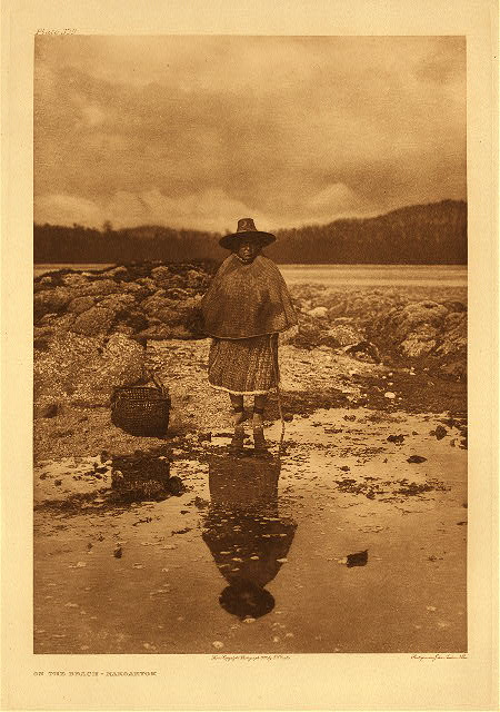 portfolio 10 plate no. 339 On the beach – Nakoaktokk