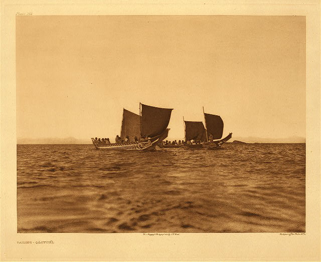 portfolio 10 plate no. 356 Sailing &ndash; Qagyuhl