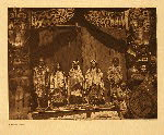 portfolio 10 plate no. 361 Bridal group - photogravure plate