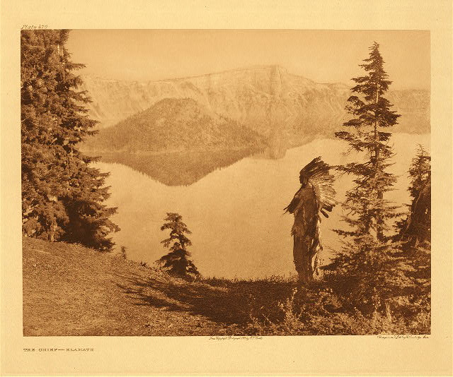 portfolio 13 plate no. 470 Chief – Klamath