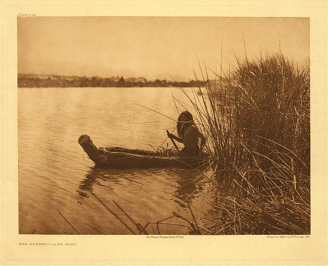 portfolio 14 plate no. 474 Hunter - Lake Pomo