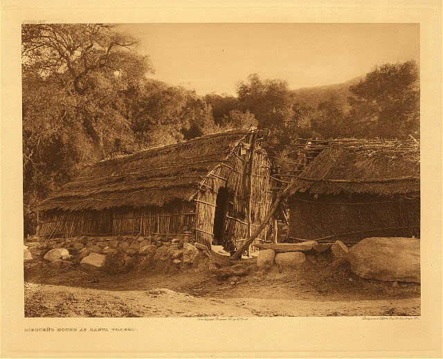 portfolio 15 plate no. 531 Degueño house at Santa Ysabel