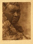 portfolio 15 plate no. 539 Walker Lake Paviotso - photogravure plate