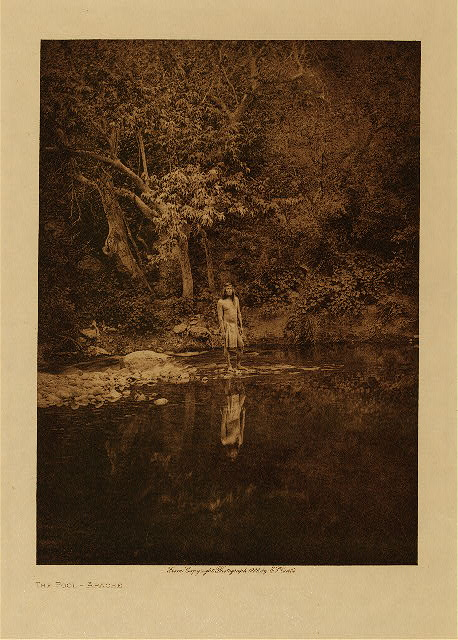 volume 1 Frontispiece The pool - Apache