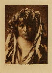 volume 1 facing: page  50 Apache maiden - photogravure plate