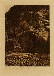 volume 1 facing: page  74 Cornfields in Cañon del Muerto - Navaho - photogravure plate