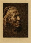 volume 1 facing: page  86 Navaho medicine-man - photogravure plate