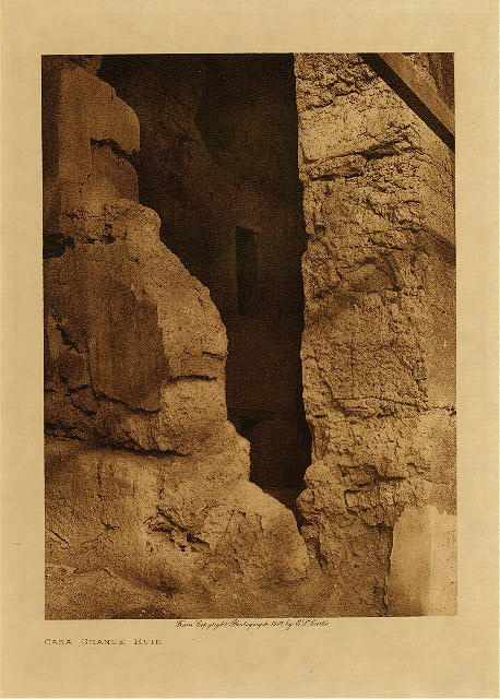 volume 2  facing: page  24 Casa Grande ruin