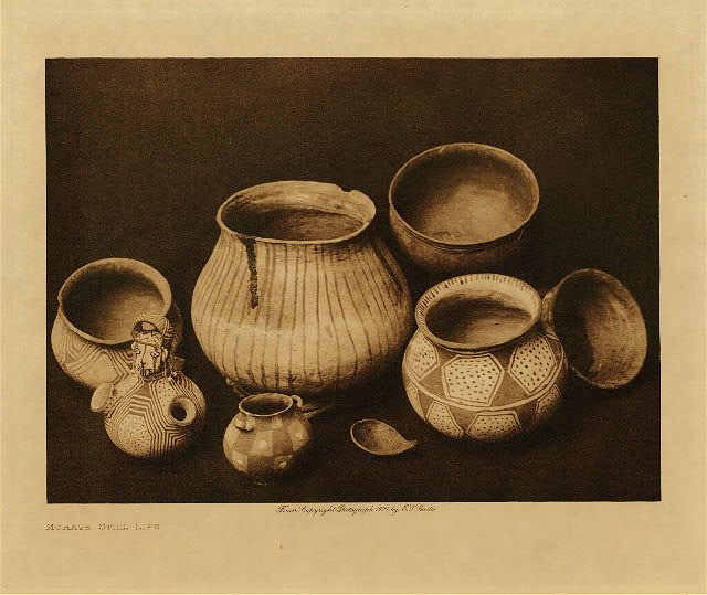 volume 2  facing: page  56 Mohave still life