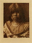 volume 2 facing: page  62 Yuma maiden - photogravure plate