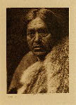 volume 2 facing: page  94 Walapai hunter - photogravure plate