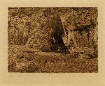 volume 2 facing: page  98 Havasupai basket maker - photogravure plate