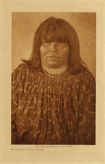 volume 2  facing: page  106 An Apache-Mohave woman