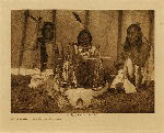 volume 3 facing: page  80 Huka-Lowapi, The altar complete - photogravure plate