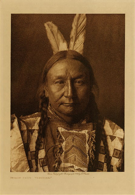 volume 3  facing: page  190 Yellow Hawk Yanktonai
