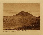 volume 4 facing: page  130 Site of abandoned Hidatsa village - photogravure plate
