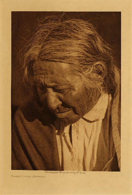 volume 6  facing: page  148 Eagle Chief - Arapaho