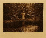 volume 7 facing: page  64 On Nespilim creek - photogravure plate