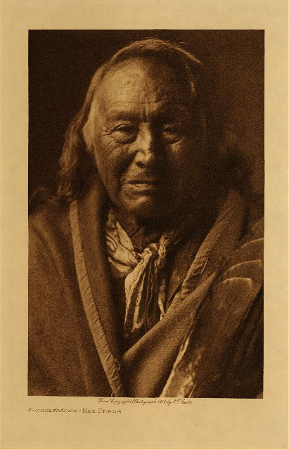 volume 8  facing: page  12 Kulkultsalum - Nez Perce