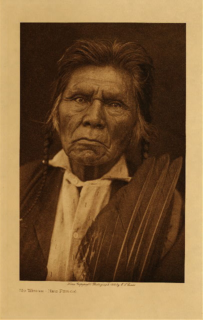 volume 8  facing: page  18 No Wings - Nez Perce