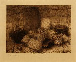 volume 8 facing: page  172 Wishham handicraft - photogravure plate