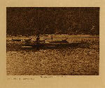 volume 9 facing: page  10 The mouth of the Quinault river - photogravure plate