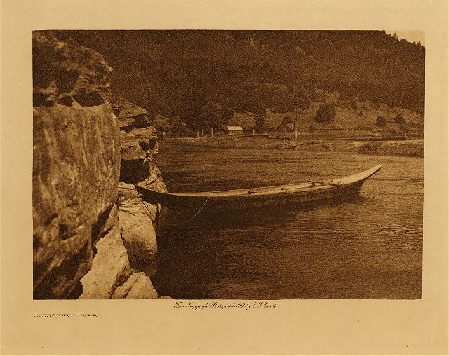 volume 9  facing: page  32 Cowichan River