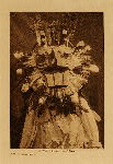 volume 9 facing: page  114 A Cowichan mask - photogravure plate