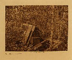 volume 9 facing: page  120 Grave house - Snohomish - photogravure plate