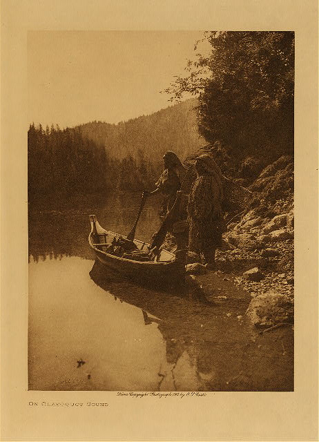 volume 11  facing: page  18 On Clayoquot Sound