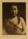 volume 11 facing: page  96 A Clayoquot woman - photogravure plate