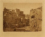 volume 12 facing: page  20 Hopi architecture - photogravure plate