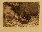 volume 12 facing: page  66 Firing pottery - photogravure plate