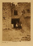 volume 12 facing: page  86 Good morning - photogravure plate