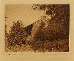 volume 14 facing: page  26 Modern Yuki cabin - photogravure plate
