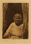 volume 14 facing: page  52 Eastern Pomo woman - photogravure plate