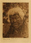 volume 14 facing: page  108 A southern Miwok woman - photogravure plate