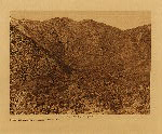 volume 15 facing: page  22 Site of a prehistoric village - Cahuilla - photogravure plate
