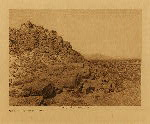 volume 15 facing: page  24 Ancient shore of Salton Sea - photogravure plate