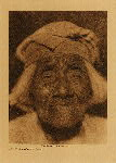 volume 15 facing: page  40 A Santa Ysabel woman - Diegueño - photogravure plate